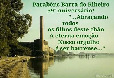 59º Aniversário da Barra do Ribeiro