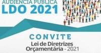 Audiência Publica 14.08.2020 - 10 H. - LDO 2021