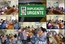 Dia 20/04 - 11h, Ato de Mobilização no trevo de acesso a nossa cidade!