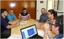 Reunião da Câmara com a Cittá Informática.