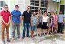 Visita a Secretaria de Assistência Social.